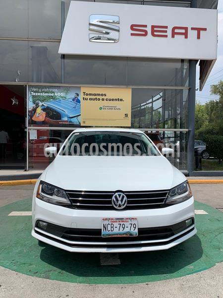 Volkswagen Jetta Sport Tiptronic usado (2018) color Blanco Candy precio $244,990