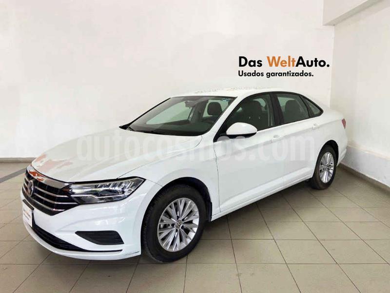 Volkswagen Jetta Comfortline usado (2019) color Blanco precio $264,019