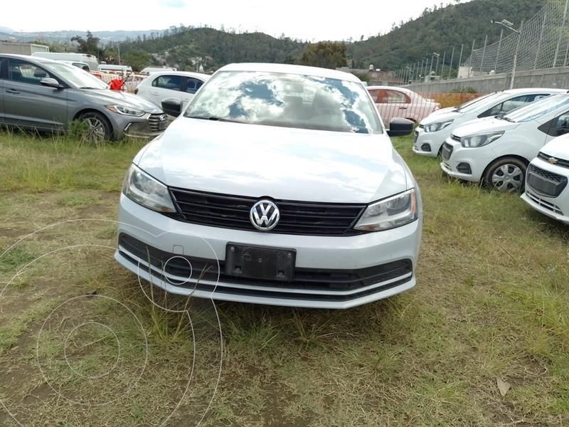 Foto Volkswagen Jetta 2.0 Tiptronic usado (2018) color Plata Dorado precio $229,900