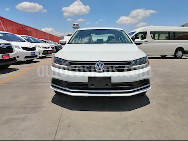 Volkswagen Jetta Trendline Tiptronic usado (2018) color Blanco precio $229,000
