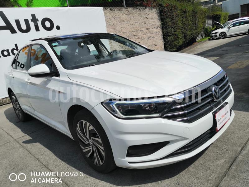Volkswagen Jetta R-Line Tiptronic usado (2019) color Blanco precio $345,000