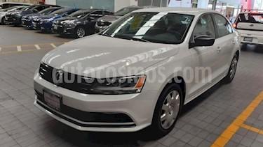 Volkswagen Jetta Fest Tiptronic usado (2018) color Blanco precio $195,000