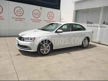 Volkswagen Jetta 4p Trendline L5/2.5 Aut usado (2018) color Blanco precio $265,000