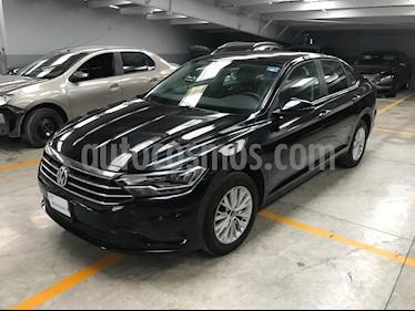 Volkswagen Jetta Comfortline Tiptronic usado (2019) color Negro precio $295,000
