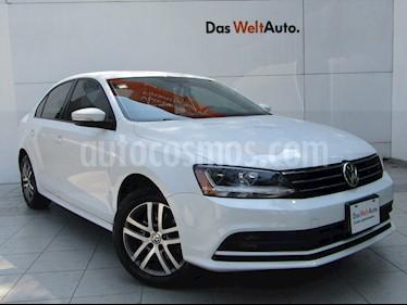 Volkswagen Jetta Trendline usado (2017) color Blanco precio $202,000