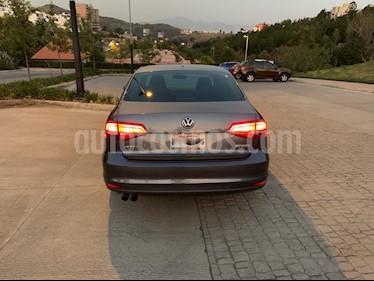 Volkswagen Jetta Sport Tiptronic usado (2015) color Plata precio $215,000