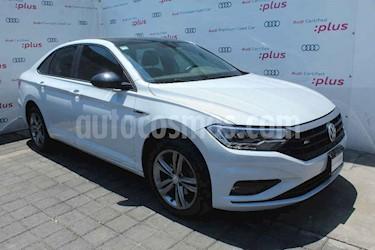 Volkswagen Jetta 4p R-Line L4/1.4/T Aut usado (2019) color Blanco precio $315,000
