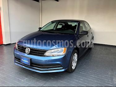 foto Volkswagen Jetta Comfortline 2.0 usado (2018) color Azul precio $235,000