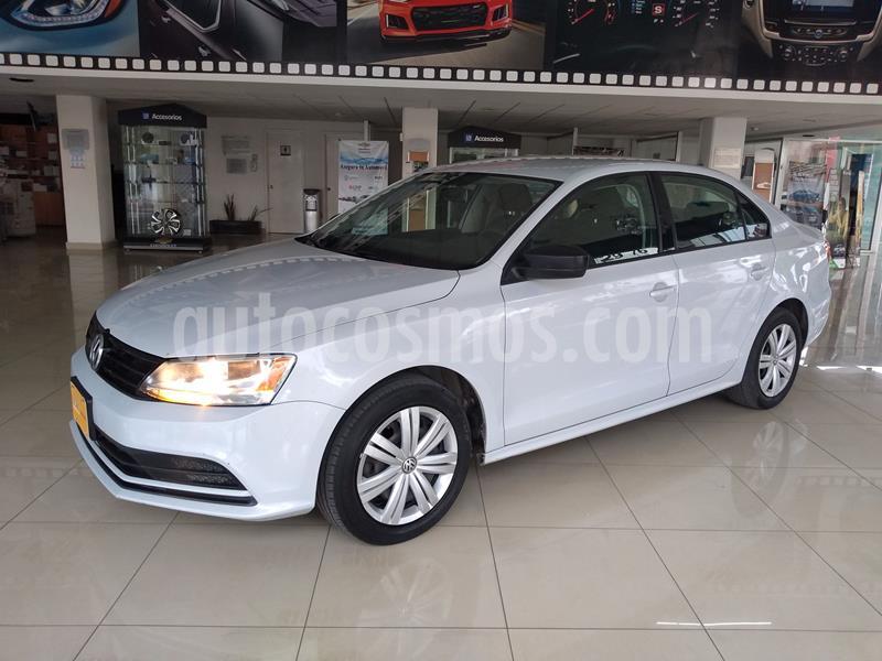 Volkswagen Jetta 2.0 Tiptronic usado (2018) color Plata precio $193,000