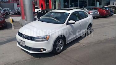 Volkswagen Jetta 4p Style Active L5/2.5 Man usado (2014) color Blanco precio $160,000