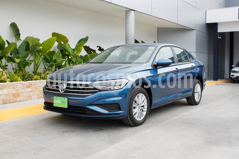 Volkswagen Jetta Comfortline Tiptronic usado (2019) color Azul precio $333,836