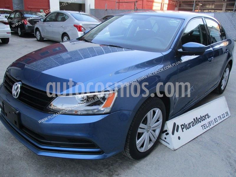 Volkswagen Jetta 2.0 Tiptronic usado (2018) color Azul precio $205,000