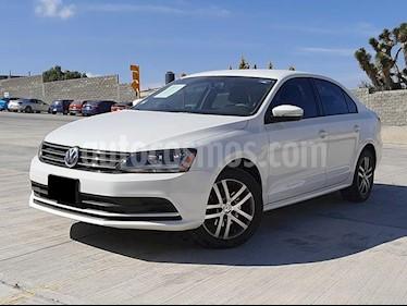 Volkswagen Jetta Trendline Tiptronic usado (2017) color Blanco precio $238,000
