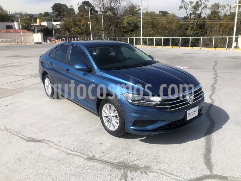 Volkswagen Jetta Comfortline Tiptronic usado (2019) color Azul precio $310,001