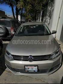 Volkswagen Jetta Style  usado (2013) color Plata Reflex precio $130,000