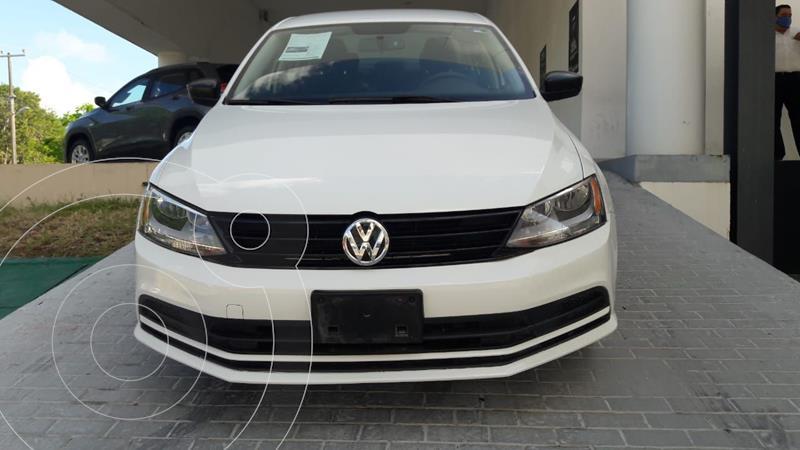 Volkswagen Jetta 2.0 Tiptronic usado (2018) color Blanco precio $205,000