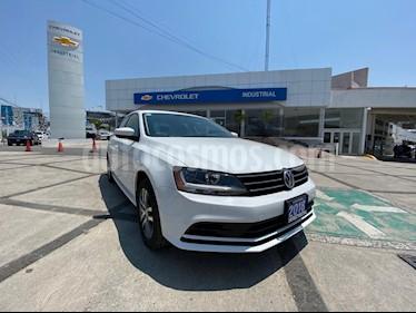 Volkswagen Jetta Trendline Tiptronic usado (2018) color Blanco precio $235,000