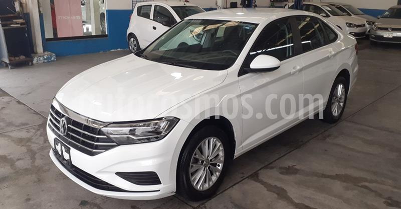 Volkswagen Jetta Comfortline Tiptronic usado (2019) color Blanco precio $274,900