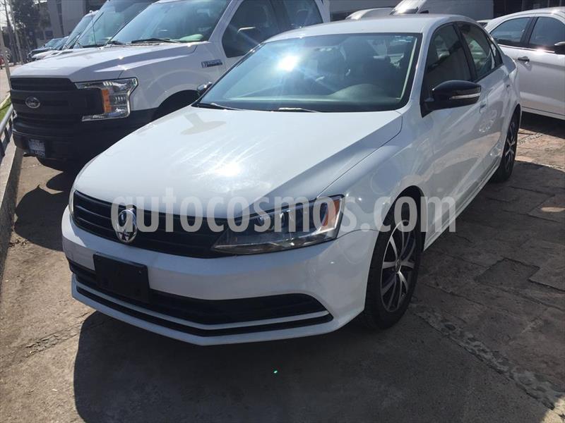 Volkswagen Jetta Fest Tiptronic usado (2017) color Blanco precio $219,000