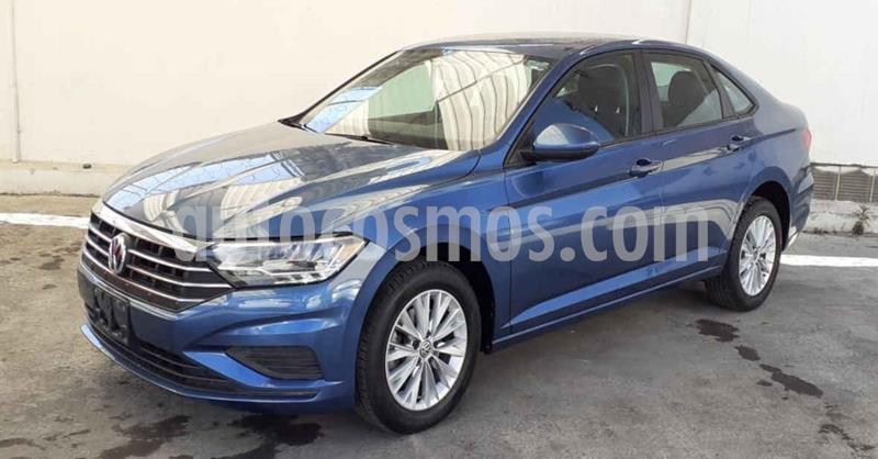 Volkswagen Jetta Comfortline Tiptronic usado (2019) color Azul precio $264,900