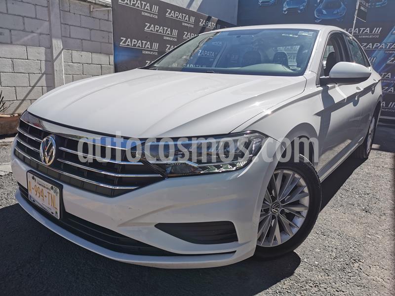 Volkswagen Jetta Comfortline usado (2019) color Blanco precio $266,000