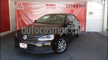 Volkswagen Jetta Trendline Tiptronic usado (2017) color Negro precio $208,000