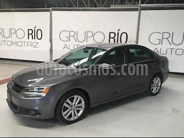 Volkswagen Jetta Sport  usado (2013) color Gris precio $190,000