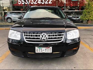 Volkswagen Jetta 4p 2.0 CL TM usado (2013) color Negro precio $135,000