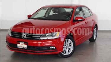 Volkswagen Jetta Comfortline Tiptronic usado (2016) color Rojo precio $229,000