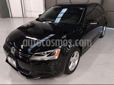Volkswagen Jetta Style usado (2014) color Negro precio $180,000
