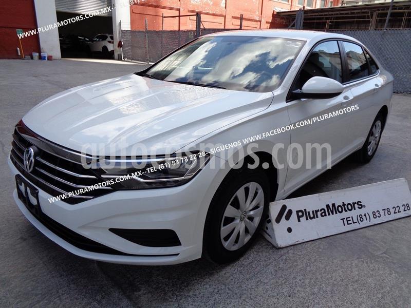 Volkswagen Jetta Trendline usado (2019) color Blanco precio $269,000