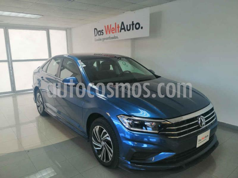 foto Volkswagen Jetta Highline Tiptronic usado (2019) color Azul precio $390,000