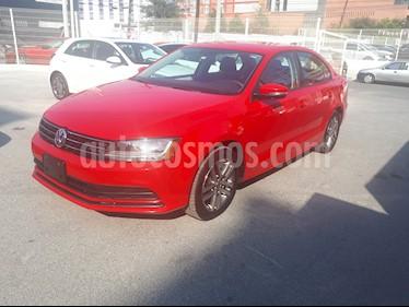 Volkswagen Jetta Trendline Tiptronic usado (2017) color Rojo precio $235,000