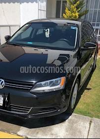 Volkswagen Jetta Style Active usado (2014) color Negro precio $135,000