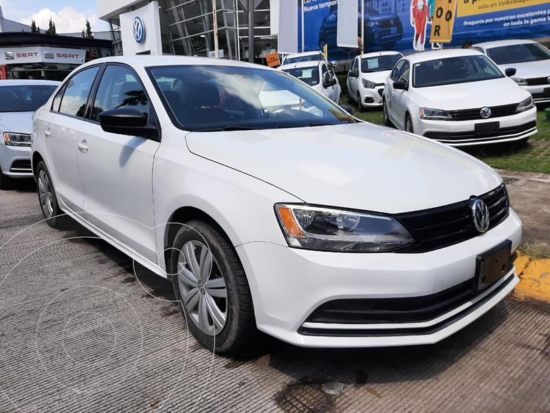 Foto Volkswagen Jetta 2.0 usado (2018) color Blanco precio $229,000