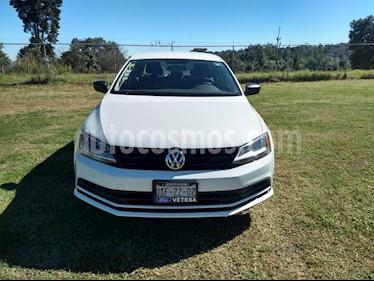 Volkswagen Jetta 2.0 usado (2015) color Blanco precio $159,000