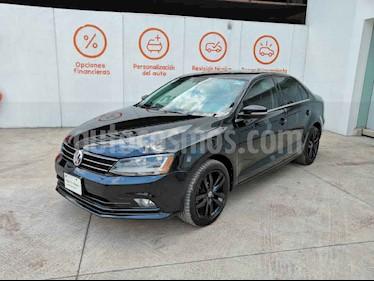 Volkswagen Jetta 4p Sportline L5/2.5 Aut usado (2018) color Negro precio $289,000