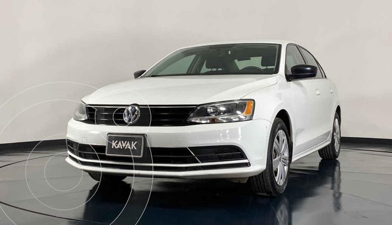 Foto Volkswagen Jetta 2.0 usado (2018) color Blanco precio $239,999