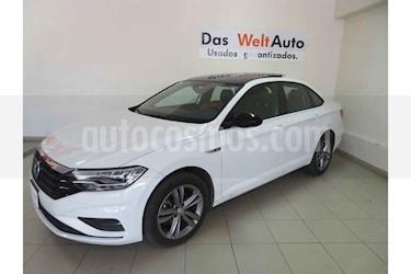 Foto venta Auto usado Volkswagen Jetta R-Line Tiptronic (2019) color Blanco precio $352,868