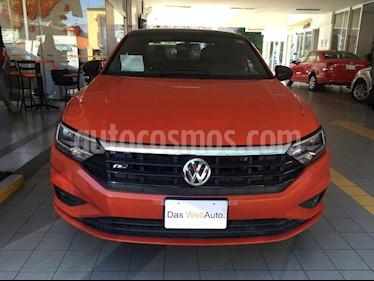 Foto Volkswagen Jetta R-Line Tiptronic usado (2019) color Naranja precio $344,000