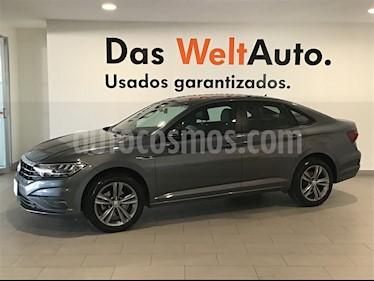 Foto venta Auto usado Volkswagen Jetta R-Line Tiptronic (2019) color Gris Acero precio $345,000