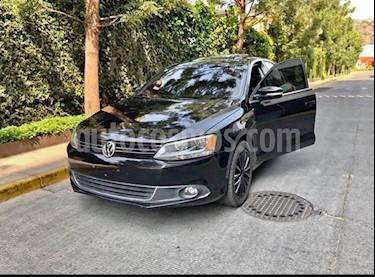 Volkswagen Jetta Sport  Full usado (2013) color Negro Onix precio $139,000