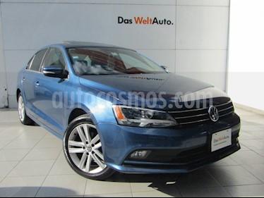 Foto venta Auto usado Volkswagen Jetta Sport Tiptronic (2016) color Azul precio $235,000