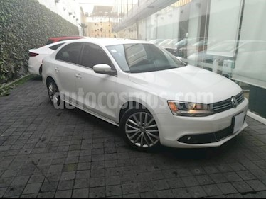Foto Volkswagen Jetta Sport Tiptronic usado (2013) color Blanco precio $159,000