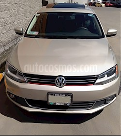 Volkswagen Jetta Sport Tiptronic usado (2013) color Plata Lunar precio $168,000