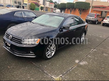 Volkswagen Jetta Sport usado (2015) color Negro precio $186,000