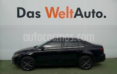 Foto venta Auto usado Volkswagen Jetta Sport (2017) color Negro Onix precio $289,000