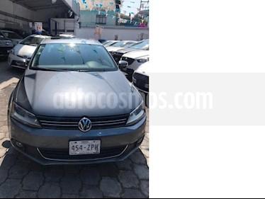Foto venta Auto Seminuevo Volkswagen Jetta Sportline 1.8 T Piel (2014) color Gris Oxford precio $169,900
