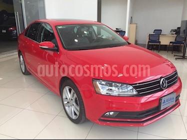 Foto venta Auto usado Volkswagen Jetta Sportline 1.8 T (2017) color Rojo precio $255,000