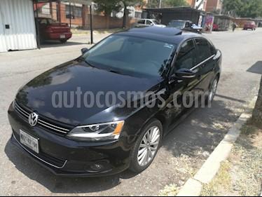 Volkswagen Jetta Sportline Tiptronic usado (2014) color Negro precio $175,000